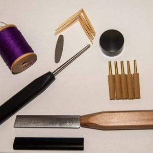 Complete Oboe Reed Making Kit
