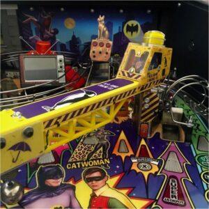 Batman 66 Pinball Crane Mod