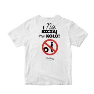 Koszulka PORT KOPYTKOWO szanuj #2
