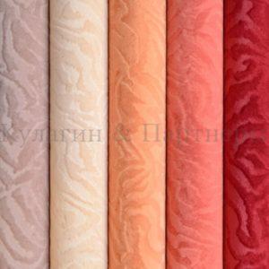 Обивочная мебельная ткань флок Soft