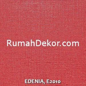 EDENIA, E2010