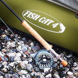 Fishcatten har pr 2013 skiftet farve fra blå til grøn