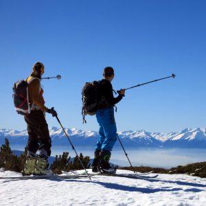 ски туринг на Белмекен