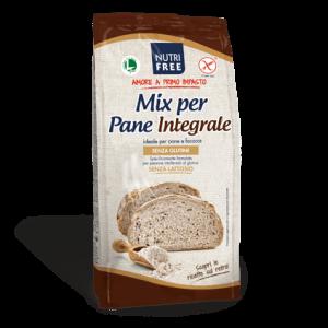 Nutrifree Moka Mix temna brez glutena