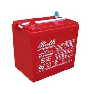 Solaire Laurentides - Batterie Rolls S6-275AGM 6V 250AH