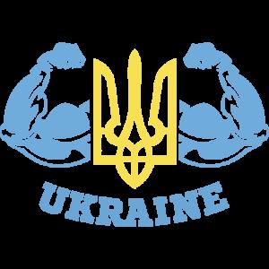 Печать на футболке Сила Украины, Печать на футболках, чашках, кепках. Индивидуальный дизайн