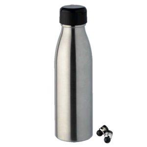 buy 2 in 1 Water Bottle with Bluetooth Earphones