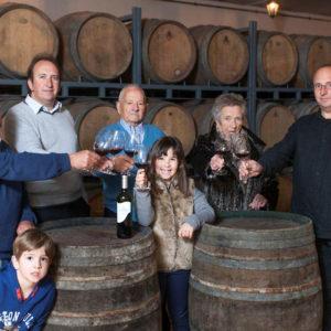3 Generationen – Familie Olano aus der Rioja
