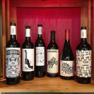 Probierpaket Rotwein: Valencia verrückt