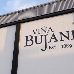 Die Bodega Viña Bujanda in der Rioja