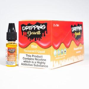 Eco Vape Dripping Range Strawberry Jam Toasties 10ml