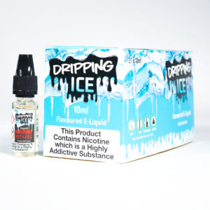 Eco Vape Dripping Range Counts Astaire 10ml