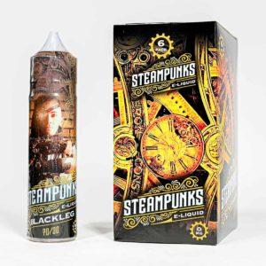 Eco vape Steampunk range Blackleg Flavour 50ml Shortfill