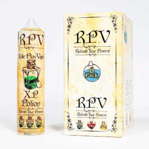 Eco Vape RPV Range XP Potion 50ml 70/30 Shortfill