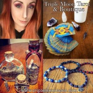 Triple Moon Tarot