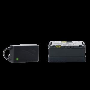 BATTERY BOX LI-ION RANGER Q + CARICABATTERIE MULTIVOLTAGGIO 1