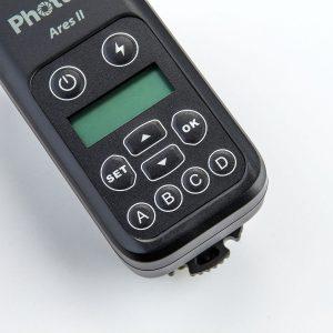 Phottix Ares II Wireless Flash Trigger Transmitter