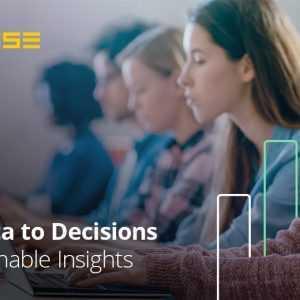 Van gegevens tot beslissingen met bruikbare inzichten