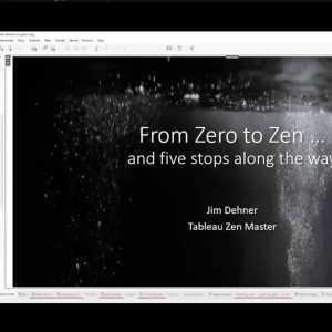 Zero to Zen - Sessie 1 - Datastructuur en verbindingen