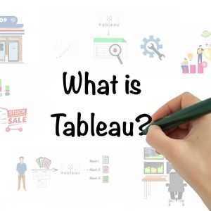 Tableau uitgelegd in 5 minuten |  Wat is een tableau?  |  Tableau-training voor beginners |  Eenvoudig leren