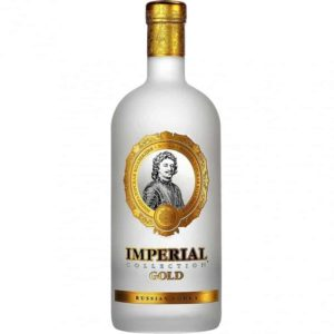 Imperial Collection Gold Russian Vodka Cl 70