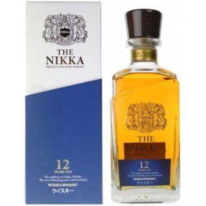 Nikka Premium Blended 12 Yo 70 Cl