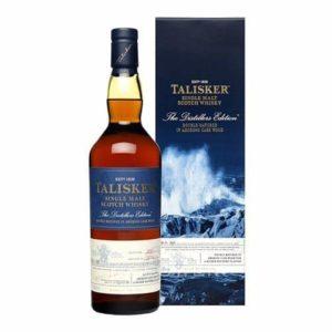 Talisker 10 Yo Distillers Edition 2018 Single Malt Whisky Cl 70