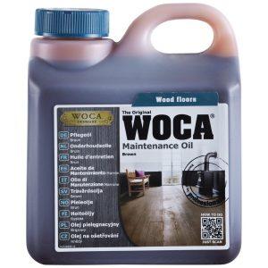 Woca onderhoudsolie bruin