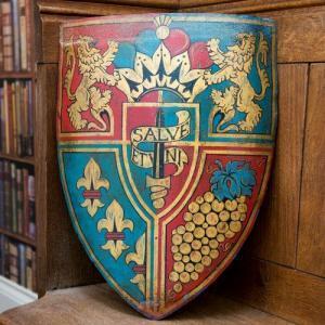 bespoke coat of arms shield