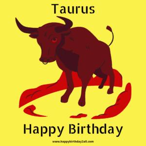 happy birthday tauras