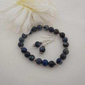 Gemstone Jewellery Gift Set by Indigo Berry