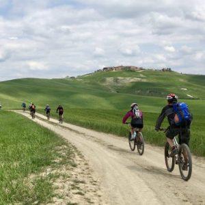mountain bike trails in tusacny