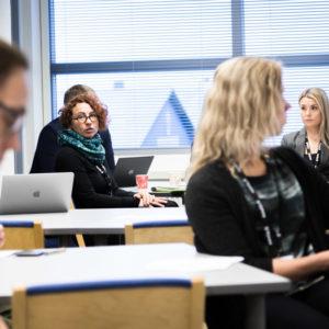 Työkulttuuria voidaan kehittää organisaatioissa luovien menetelmien avulla
