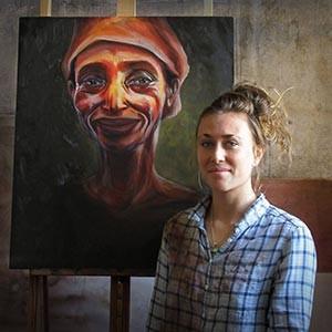 Anna Nunes schilder
