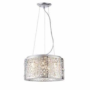 Endon Fayola 81975 Pendant Ceiling Light 6 Light