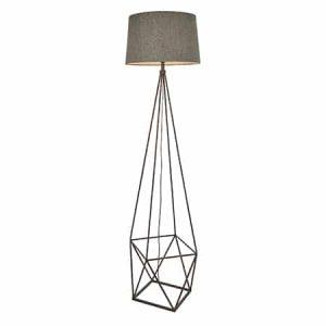Endon Apollo 90541 Floor Lamp 1 Light