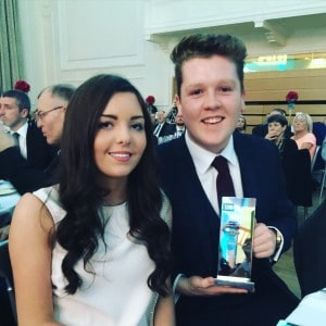 Apprentice Ambassador of The Year 2015 - Jonny Campbell