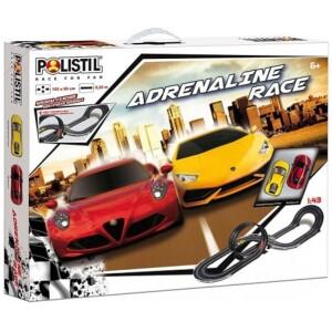 Περιλαμβάνει οχήματα Alfa Romeo 4C και Lamborghini Huracan Cars (1:43 Scale)