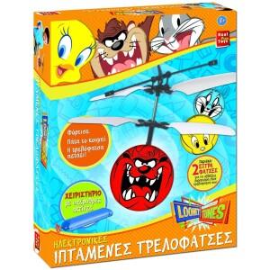 Η νέα ιπτάμενη τρέλα με 3σε1 φάτσες Looney Tunes!