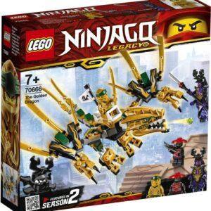 Ninjago Ο Χρυσός Δράκος