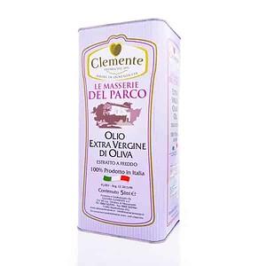 Olio Extravergine 100% Italiano Le Masserie del Parco 5 Litri