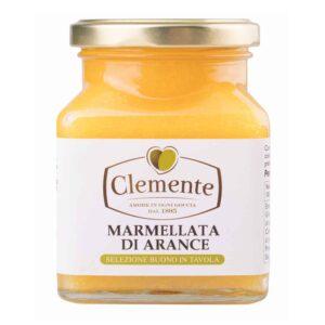 Marmellata di Arance 280g - Olio Clemente