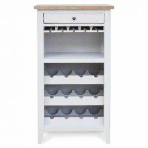 Signature Wine Rack / Glass Storage Cabinet