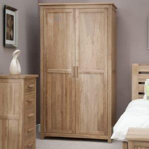 Harwell Oak Hanging Wardrobe
