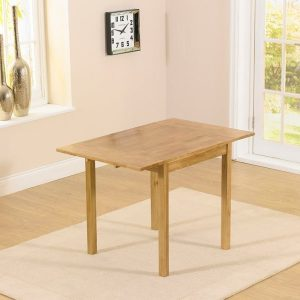 Promo 70cm Rectangular Extending Dining Table