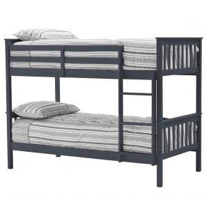 Salix Bunk Bed - 3' Grey