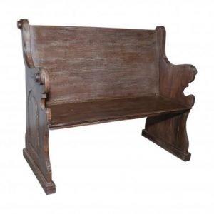 Vintage Monks Bench