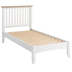 Burrill Oak Single Bed