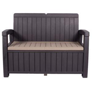 Royalcraft Faro 2 Seater Storage Bench