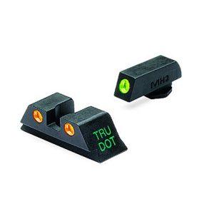 MOX1001921 300x300 - Meprolight Glock 10MM 45 ACP G Y Fixed Set TD